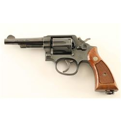 Smith & Wesson 10-7 .38 Spl SN: AAM9531
