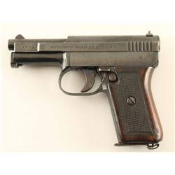 Mauser 1910 .25 ACP SN: 154481