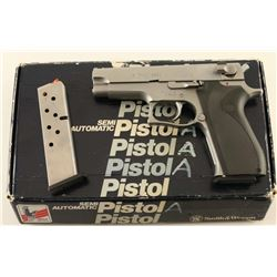 Smith & Wesson 3906 9mm SN: TCL4846