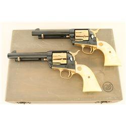 Consecutive Set of Colt S.A.A. AZ Territory