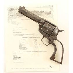 Colt Single Action Army .44-40 SN: 94507