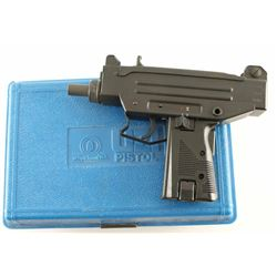 I.M.I. Uzi Pistol 9mm SN: UP18406