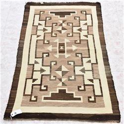 Navajo Crystal Design Rug