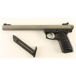 Integrally Suppressed Ruger 22/45 .22 LR