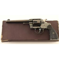 Colt Model 1895 New Navy .38 Cal SN: 94437
