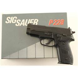 Sig Sauer P228 9mm SN: B191155