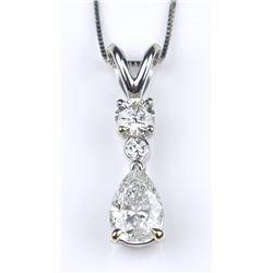 Brilliant Diamond Pendant