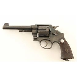 Smith & Wesson 1917/1937 .45 ACP SN: 207612