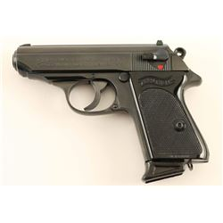 Walther PPK .380 ACP SN: 249536A