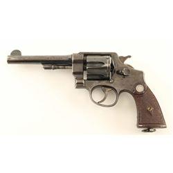 Smith & Wesson 1917/1937 .45 ACP SN: 193805