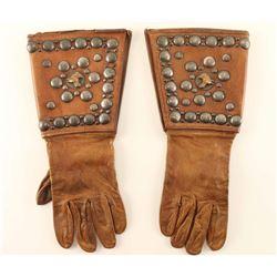 Edward H Bohlin Western Gloves