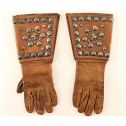 Edward H Bohlin Western Gloves