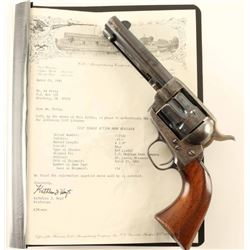 Colt Single Action Army .45 LC SN: 112530