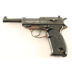 Manurhin P1 9mm SN: 239872