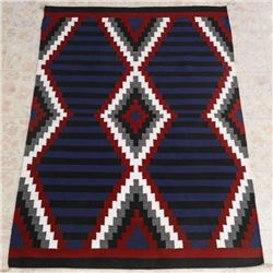 Navajo Wool Rug Chief Pattern