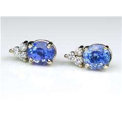 Vibrant Fine Ceylon Blue Sapphire
