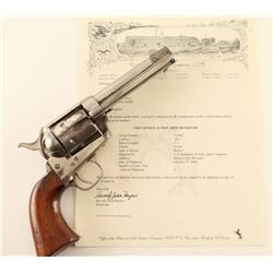 Colt Single Action Army .45 LC SN: 111007