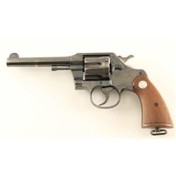 Colt Official Police .38-200 SN: 668300