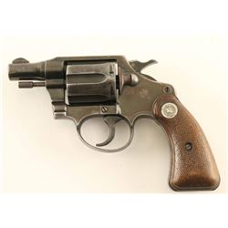 Colt Detective Special .32 NP SN: 531890