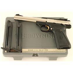 Browning Buck Mark .22 LR SN: 515MZ13521