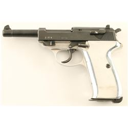 CZ P.38 'Post War' 9mm SN: 2174