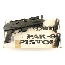 Nova Modul AK-9 9mm SN: RONVMB11705721