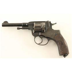 Tula 1895 Nagant 7.62x38mm SN: 16848