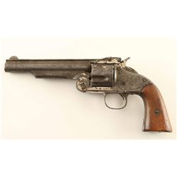 Smith & Wesson Model 3 American First .44 Cal. Sn: