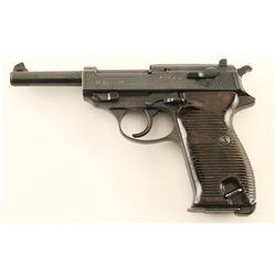 Mauser P.38 'byf 43' 9mm SN: 2898f