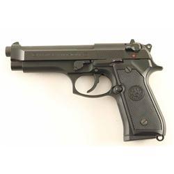 Beretta 92FS 9mm SN: BER273503Z