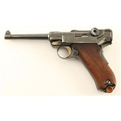 DWM 1900 American Eagle Luger 30 cal #14891