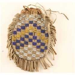 Sioux Beaded Bag