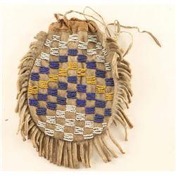 Sioux Beaded Bag