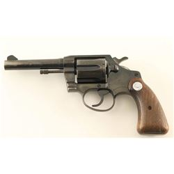 Colt Police Positive Special 38 Spl #A59815