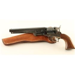 Colt 1851 Navy .36 Cal SN: 25542