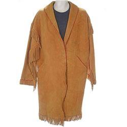Vintage Buckskin Longcoat