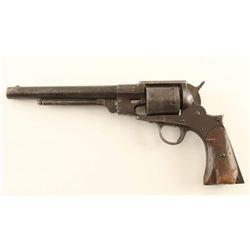 Austin Freeman Army Model .44 Cal SN: 1222