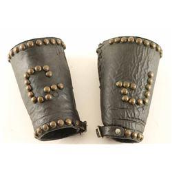 Antique Spotted Cowboy Cuffs