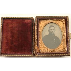 Civil War Solider Tintype