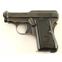Beretta 418 .25 ACP SN: 98222A