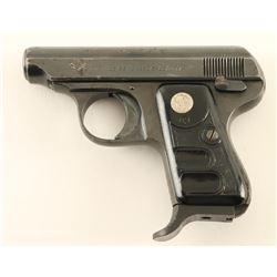 Galesi Brescia Model 504 .25 ACP SN: 430622