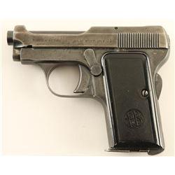 Beretta 418 .25 ACP SN: 136264