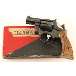 Llama Model XII .38 Spl SN: 703418