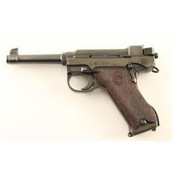Husqvarna Lahti Model 40 9mm SN: 67734