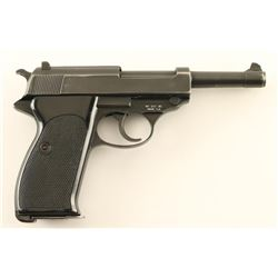Manurhin P1 9mm SN: 240093