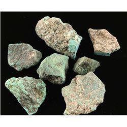 7 Turquoise Stones