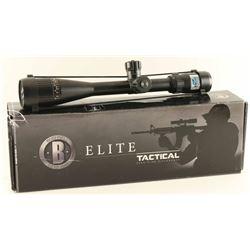 Bushnell Elite Tactical Precision Rifle Scope