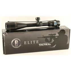 Bushnell Elite Tactical Precision Rifle Scope