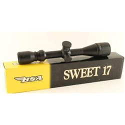 BSA Sweet 17 Hunting Rifle Scope