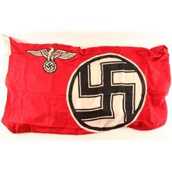 2 German WWII Flags